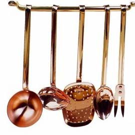 Copper Utensils